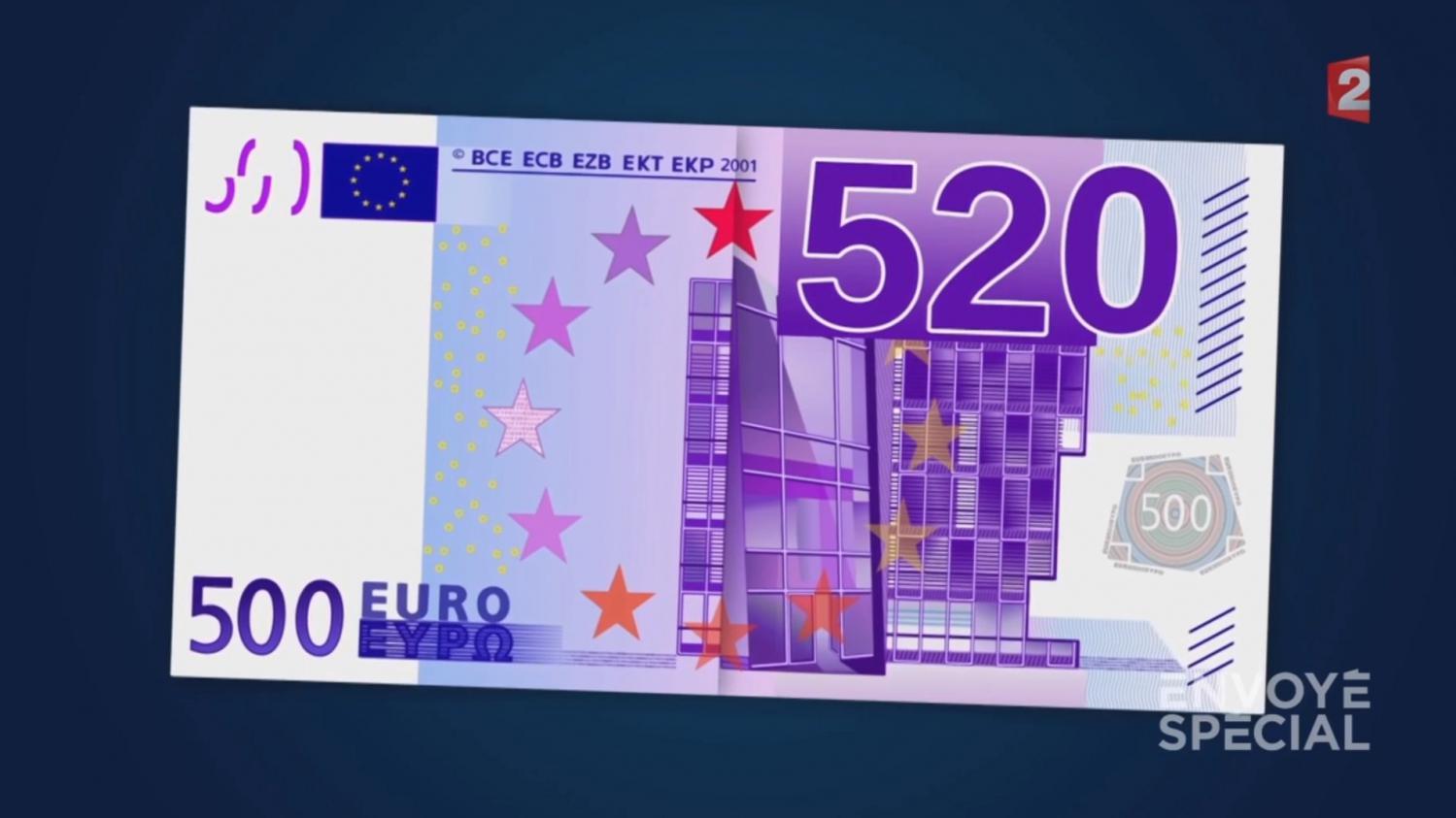 Video envoy sp cial quand le billet de 500 euros en for Cuisine 500 euros