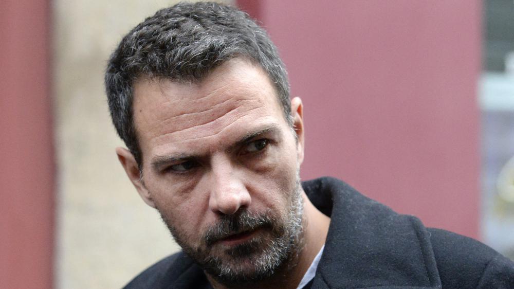 L'ex-trader Jérôme Kerviel, le 15 octobre 2015 à Paris.