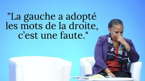 EN IMAGES. Entre poésie et franc-parler, Christiane Taubira en dix citations
