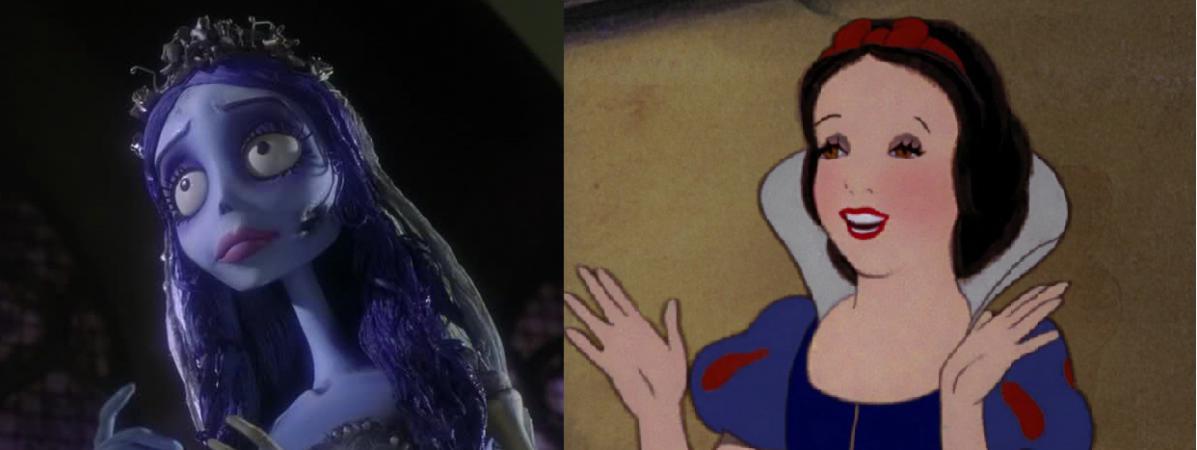 En Images Si Vos Personnages Disney Preferes Entraient Dans L