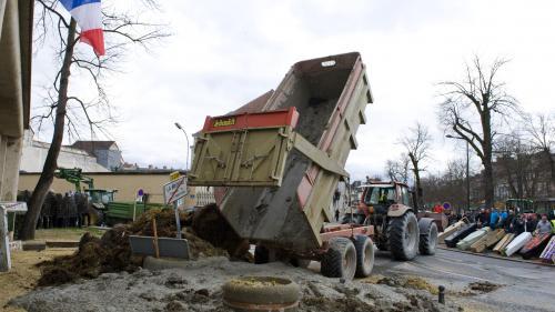 Agriculteurs : la colère gronde toujours