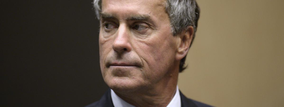L'ancien ministre du Budget, Jérôme Cahuzac, le 23 juillet 2013 à Paris.