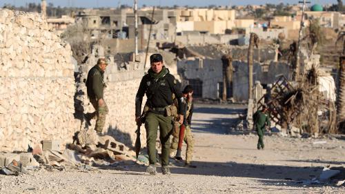 DOCUMENT FRANCE 3. A Ramadi, au cœur des combats entre l'armée irakienne et l'Etat islamique