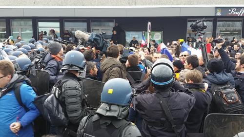 DIRECT. Manifestation du mouvement islamophobe Pegida : plusieurs interpellations à Calais