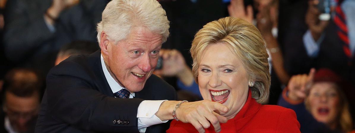 Hillary Et Bill Clinton Ont Touch Pr S De 140 Millions D