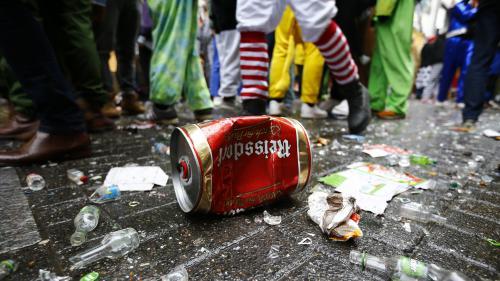 Une journaliste belge victime d'attouchements en direct pendant le carnaval de Cologne
