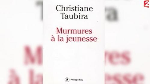 'Murmures à la jeunesse' : Christiane Taubira publie un réquisitoire contre la déchéance de nationalité