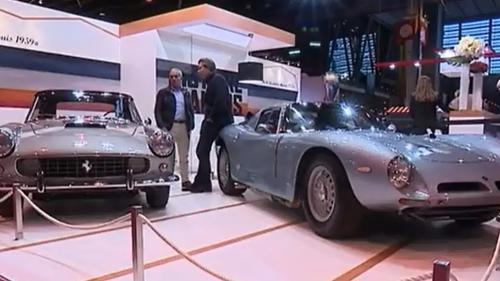 Salon Rétromobile : l'Automobile club de l'ouest fête ses 110 ans