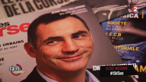 """VIDEO. 13h15. Corse : """"Des décennies de lutte"""" avant la victoire de Gilles Simeoni"""