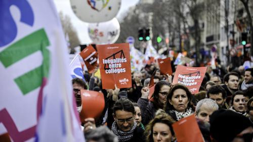 Grèves : combien d'instits vaut un taxi ?