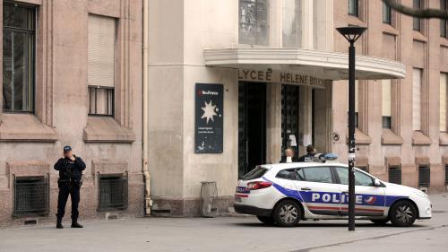 Alertes à la bombe dans des lycées : un jeune homme de 18 ans interpellé près de Dijon
