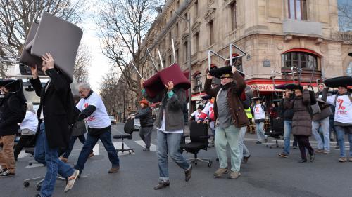 VIDEO. Procès Cahuzac : devant le palais de justice de Paris, les