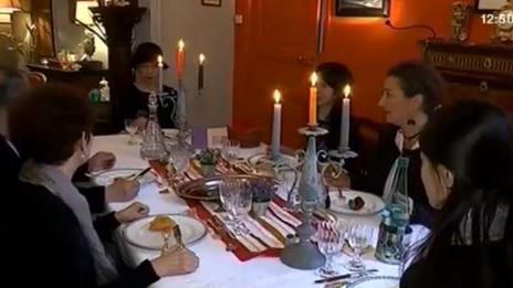 Des stages de savoir-vivre à la française pour des Chinois