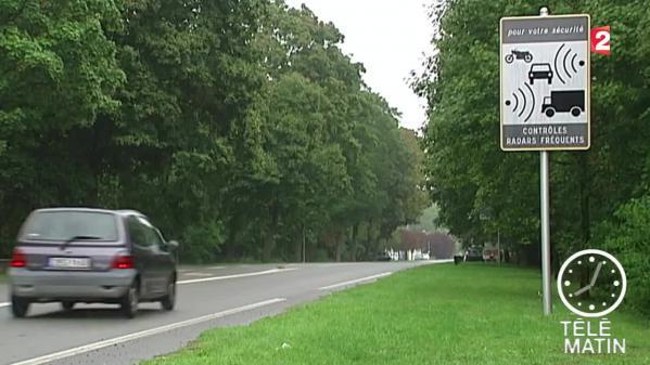 Les faux radars arrivent sur les routes de France