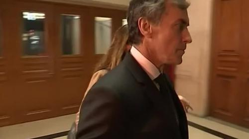 Jérôme Cahuzac face aux juges