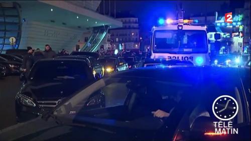VTC/LOTI : nouvelle manifestation à Paris
