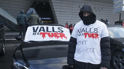 VIDEO. VTC et Loti mobilisés à Paris : les contrôles policiers se multiplient