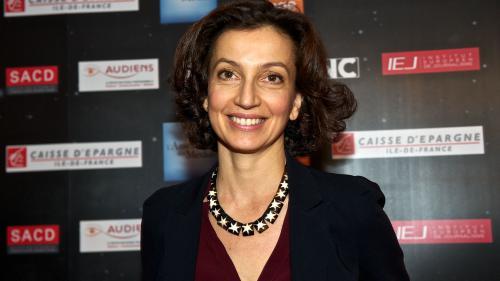 Remaniement : trois choses à savoir sur Audrey Azoulay, la nouvelle ministre de la Culture