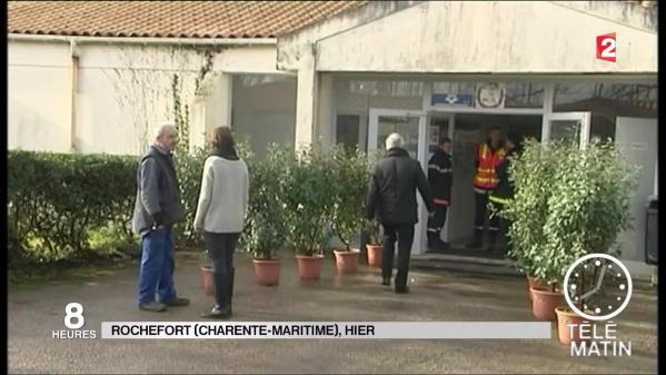 Accident de car : l'heure du recueillement à Rochefort