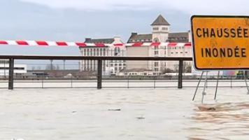 Alerte aux inondations en Gironde et Charente-Maritime