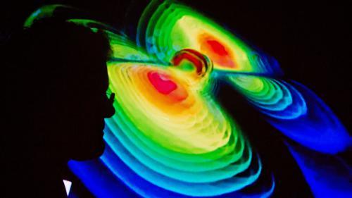Ondes gravitationnelles : une photo de gâteau a révélé la découverte un quart d'heure trop tôt