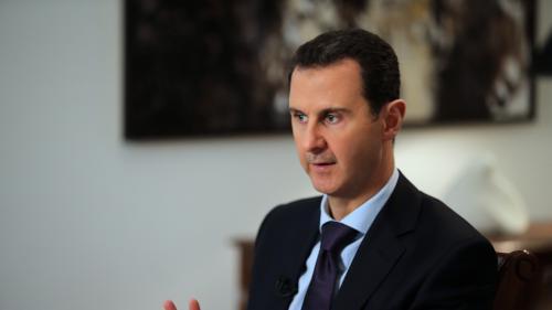 Crimes de guerre, migrants... Cinq déclarations à retenir de l'entretien de Bachar Al-Assad