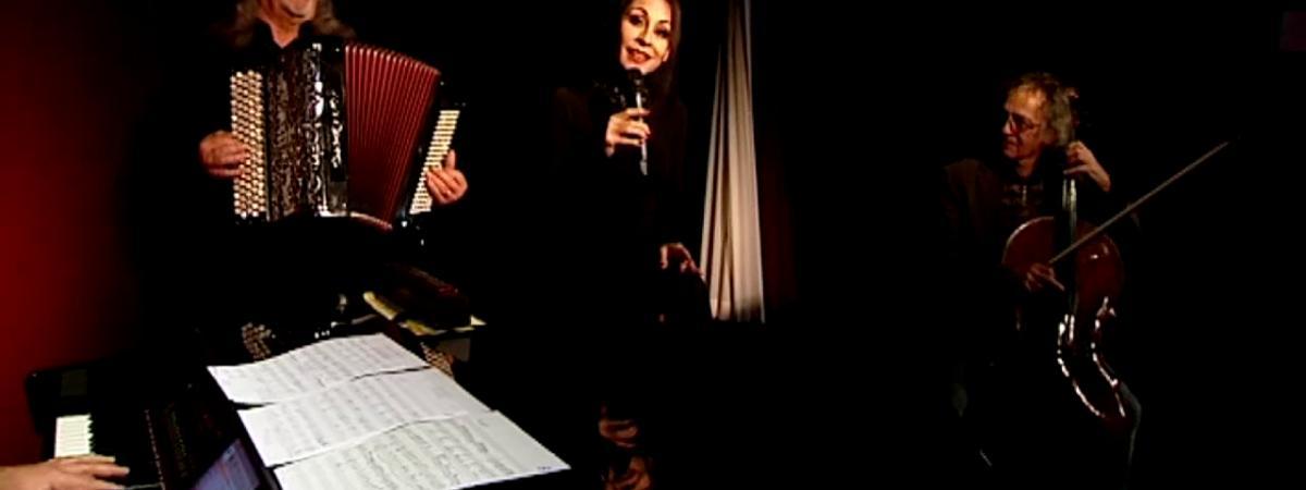1d159a0aee4 Barbara racontée sur scène par son ancien musicien et compagnon