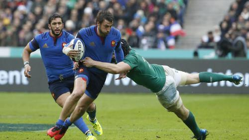 Tournoi des six nations : la France s'impose de justesse face à l'Irlande (10-9)