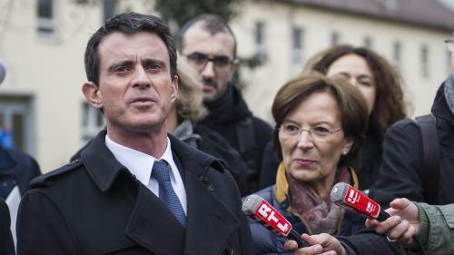 Manuel Valls :