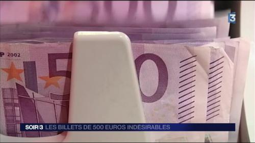 Les jours du billet de 500 euros sont comptés
