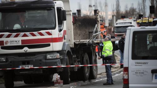 Accident à Rochefort : le chauffeur du camion mis en examen pour