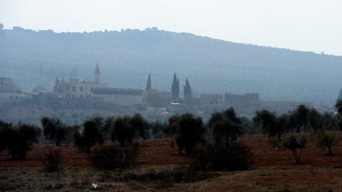 Syrie : la France demande l'arrêt