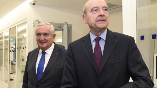 Primaire de la droite : Jean-Pierre Raffarin apporte son soutien à Alain Juppé