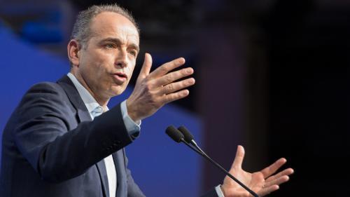 Les Républicains : Jean-François Copé annonce sa candidature à la primaire