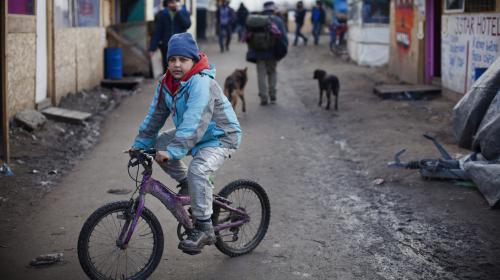 """Démantèlement de la """"jungle"""" de Calais : que vont devenir les mineurs étrangers isolés ?"""