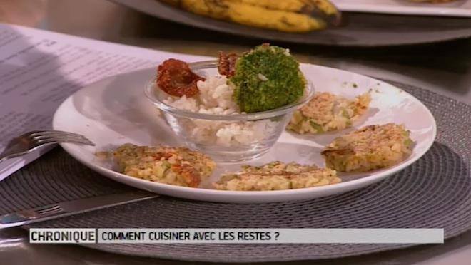 Trois id es de recettes pour cuisiner les restes - Cuisine tv recettes 24 minutes chrono ...