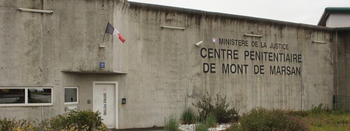 a la prison de mont de marsan on mise sur une plus grande libert 233 des d 233 tenus