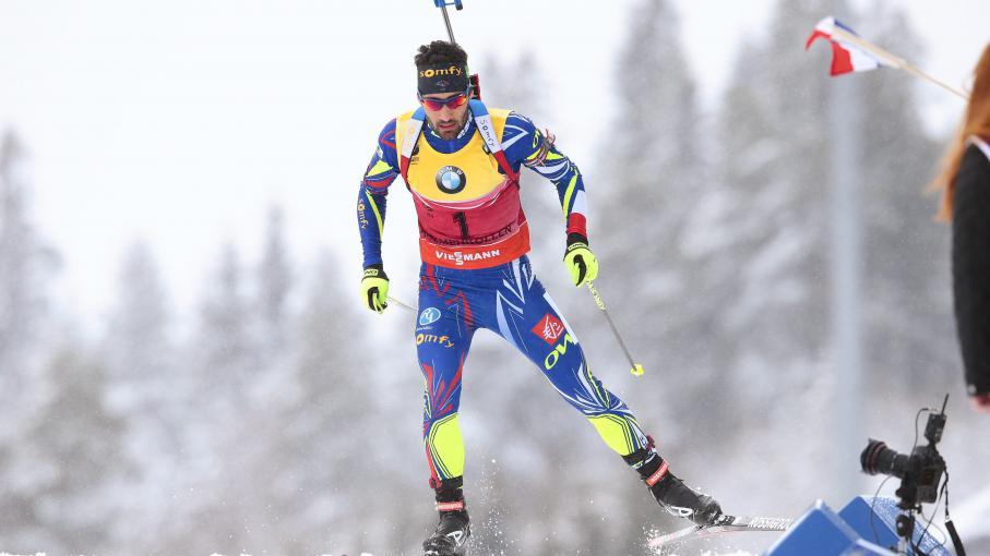 Biathlon martin fourcade sacr champion du monde de - Classement coupe du monde de biathlon ...