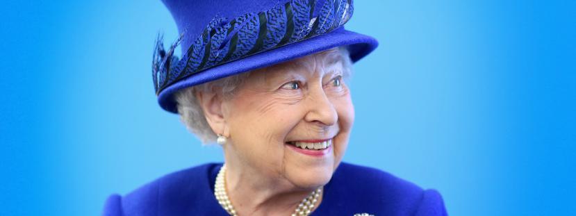 La reine Elizabeth II à Londres, le 8 mars 2016.