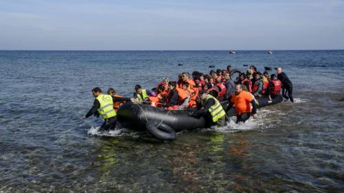 Grèce : le flux migratoire ne tarit pas
