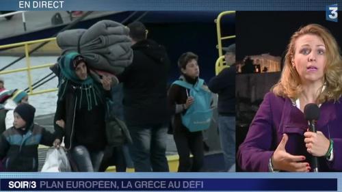 Crise des migrants : un nouveau défi pour la Grèce