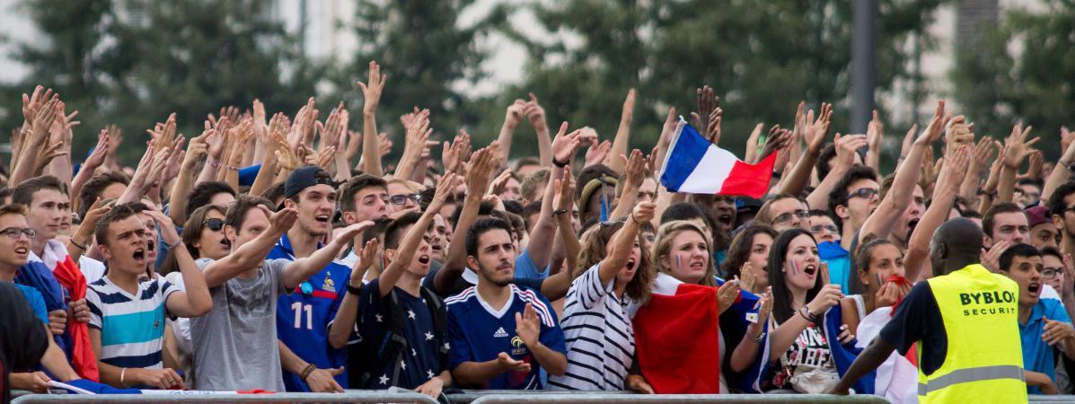 Euro 2016 la s curit dans les fan zones en question - Coupe d europe de foot 2016 ...