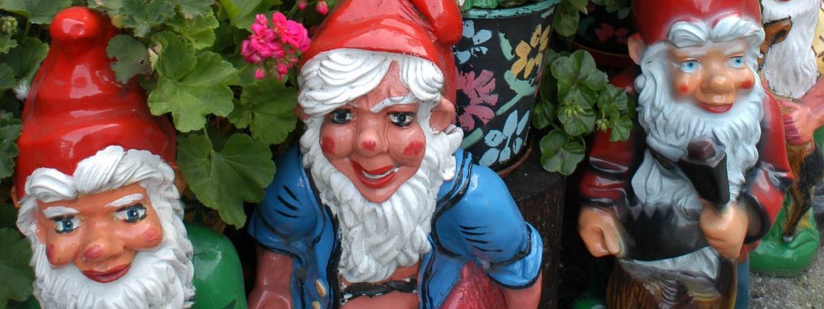 A Brest, les nains de jardin font leur festival