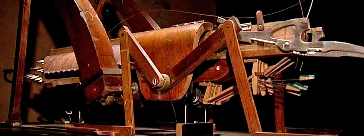 Anima (ex) Musica à l\'écomusée de Rennes redonne vie à d\'anciens instruments de musique dans le corps d\'insectes géants