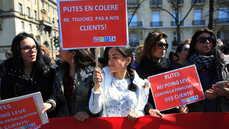 Prostitution la p nalisation des clients d finitivement - Chambre nationale des huissiers de justice resultat examen ...