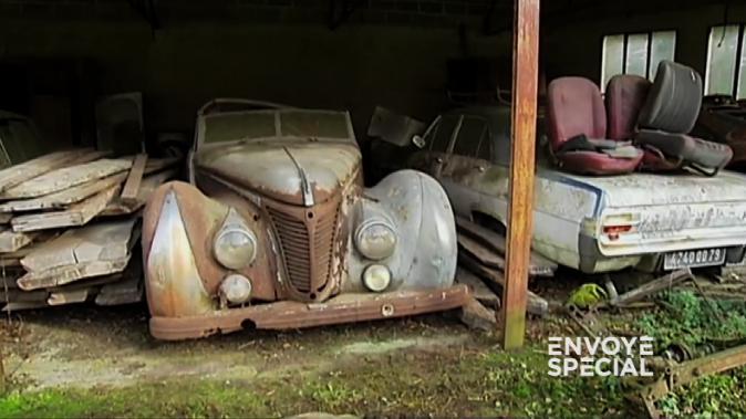 Video envoy sp cial le fabuleux destin de la - Comptoir de la voiture de collection ...