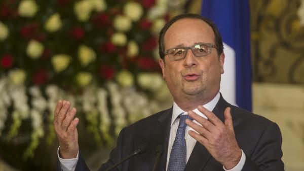 François Hollande essaie de surfer sur les récents bons résultats économiques
