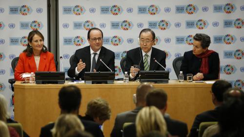 Climat : 175 pays ont signé l'accord sur le climat à l'Onu