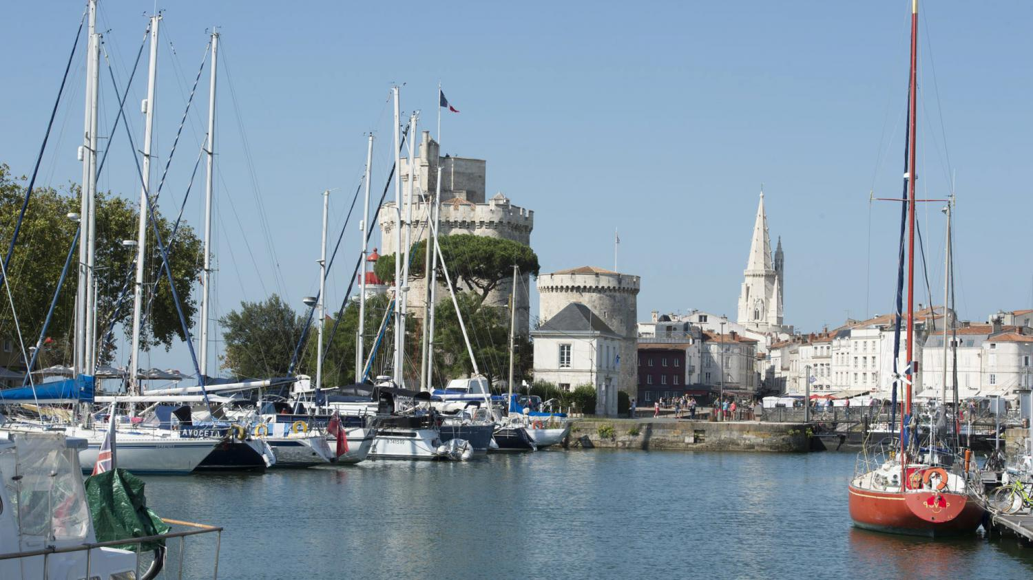 La rochelle un des plus grands ports de plaisance d 39 europe - Plus grand port de plaisance d europe ...