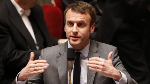 """VIDEO. Rémunération de Carlos Ghosn : Emmanuel Macron menace de """"légiférer"""" si Renault n'agit pas"""